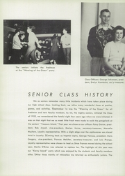 Page 16, 1950 Edition, Reedsburg High School - Gleaner Yearbook (Reedsburg, WI) online yearbook collection