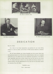 Page 7, 1950 Edition, Reedsburg High School - Gleaner Yearbook (Reedsburg, WI) online yearbook collection