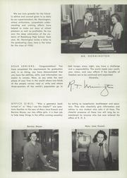 Page 8, 1950 Edition, Reedsburg High School - Gleaner Yearbook (Reedsburg, WI) online yearbook collection