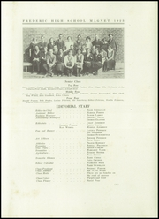 Page 11, 1923 Edition, Frederic Union Free High School - Magnet Yearbook (Frederic, WI) online yearbook collection