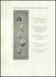 Page 12, 1923 Edition, Frederic Union Free High School - Magnet Yearbook (Frederic, WI) online yearbook collection