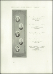 Page 14, 1923 Edition, Frederic Union Free High School - Magnet Yearbook (Frederic, WI) online yearbook collection