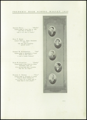 Page 15, 1923 Edition, Frederic Union Free High School - Magnet Yearbook (Frederic, WI) online yearbook collection