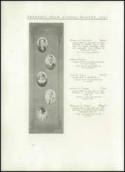 Page 16, 1923 Edition, Frederic Union Free High School - Magnet Yearbook (Frederic, WI) online yearbook collection