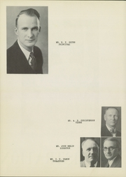 Page 12, 1938 Edition, Frederic Union Free High School - Magnet Yearbook (Frederic, WI) online yearbook collection