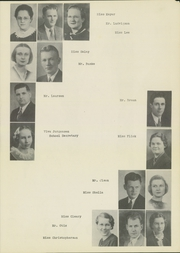 Page 13, 1938 Edition, Frederic Union Free High School - Magnet Yearbook (Frederic, WI) online yearbook collection