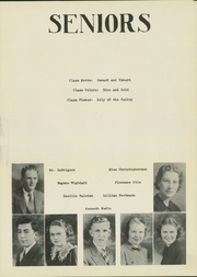 Page 15, 1938 Edition, Frederic Union Free High School - Magnet Yearbook (Frederic, WI) online yearbook collection