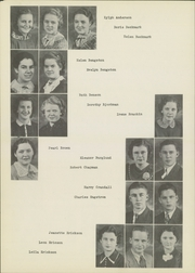 Page 16, 1938 Edition, Frederic Union Free High School - Magnet Yearbook (Frederic, WI) online yearbook collection