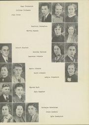 Page 17, 1938 Edition, Frederic Union Free High School - Magnet Yearbook (Frederic, WI) online yearbook collection