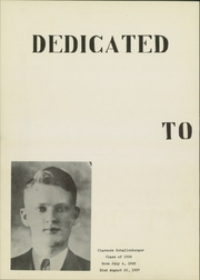 Page 6, 1938 Edition, Frederic Union Free High School - Magnet Yearbook (Frederic, WI) online yearbook collection