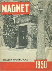 Page 1, 1950 Edition, Frederic Union Free High School - Magnet Yearbook (Frederic, WI) online yearbook collection
