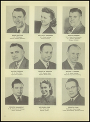 Page 10, 1950 Edition, Frederic Union Free High School - Magnet Yearbook (Frederic, WI) online yearbook collection