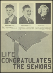 Page 11, 1950 Edition, Frederic Union Free High School - Magnet Yearbook (Frederic, WI) online yearbook collection