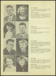 Page 12, 1950 Edition, Frederic Union Free High School - Magnet Yearbook (Frederic, WI) online yearbook collection