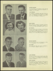 Page 14, 1950 Edition, Frederic Union Free High School - Magnet Yearbook (Frederic, WI) online yearbook collection