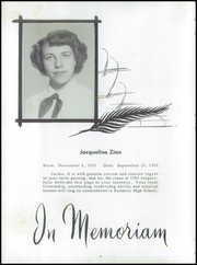 Page 10, 1953 Edition, Frederic Union Free High School - Magnet Yearbook (Frederic, WI) online yearbook collection