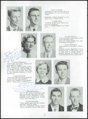 Page 14, 1953 Edition, Frederic Union Free High School - Magnet Yearbook (Frederic, WI) online yearbook collection
