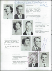 Page 16, 1953 Edition, Frederic Union Free High School - Magnet Yearbook (Frederic, WI) online yearbook collection
