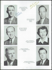 Page 8, 1953 Edition, Frederic Union Free High School - Magnet Yearbook (Frederic, WI) online yearbook collection