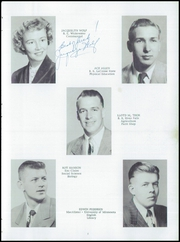 Page 9, 1953 Edition, Frederic Union Free High School - Magnet Yearbook (Frederic, WI) online yearbook collection