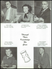 Page 10, 1957 Edition, Frederic Union Free High School - Magnet Yearbook (Frederic, WI) online yearbook collection