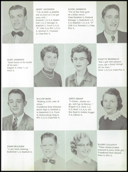 Page 13, 1957 Edition, Frederic Union Free High School - Magnet Yearbook (Frederic, WI) online yearbook collection