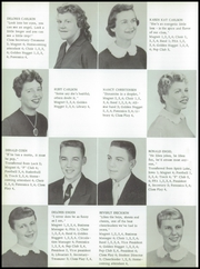 Page 14, 1957 Edition, Frederic Union Free High School - Magnet Yearbook (Frederic, WI) online yearbook collection