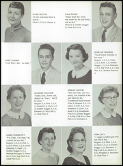 Page 15, 1957 Edition, Frederic Union Free High School - Magnet Yearbook (Frederic, WI) online yearbook collection