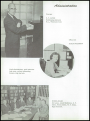 Page 8, 1957 Edition, Frederic Union Free High School - Magnet Yearbook (Frederic, WI) online yearbook collection