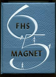 Page 1, 1965 Edition, Frederic Union Free High School - Magnet Yearbook (Frederic, WI) online yearbook collection