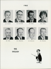 Page 13, 1965 Edition, Frederic Union Free High School - Magnet Yearbook (Frederic, WI) online yearbook collection