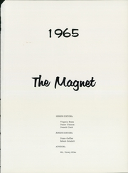 Page 5, 1965 Edition, Frederic Union Free High School - Magnet Yearbook (Frederic, WI) online yearbook collection