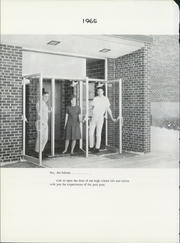 Page 6, 1965 Edition, Frederic Union Free High School - Magnet Yearbook (Frederic, WI) online yearbook collection
