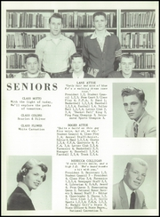 Page 10, 1956 Edition, Wild Rose High School - Rose Yearbook (Wild Rose, WI) online yearbook collection