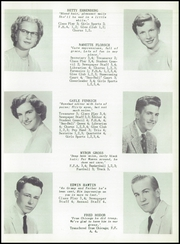 Page 11, 1956 Edition, Wild Rose High School - Rose Yearbook (Wild Rose, WI) online yearbook collection