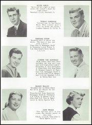 Page 15, 1956 Edition, Wild Rose High School - Rose Yearbook (Wild Rose, WI) online yearbook collection