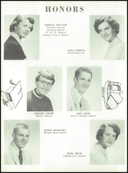 Page 16, 1956 Edition, Wild Rose High School - Rose Yearbook (Wild Rose, WI) online yearbook collection
