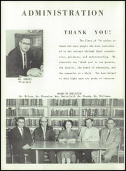 Page 6, 1956 Edition, Wild Rose High School - Rose Yearbook (Wild Rose, WI) online yearbook collection