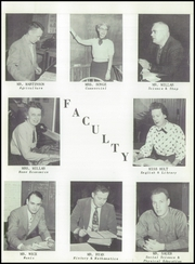 Page 7, 1956 Edition, Wild Rose High School - Rose Yearbook (Wild Rose, WI) online yearbook collection