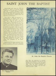 Page 14, 1952 Edition, Columbus Catholic High School - Compass Yearbook (Marshfield, WI) online yearbook collection