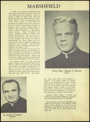 Page 15, 1952 Edition, Columbus Catholic High School - Compass Yearbook (Marshfield, WI) online yearbook collection