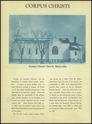 Page 16, 1952 Edition, Columbus Catholic High School - Compass Yearbook (Marshfield, WI) online yearbook collection