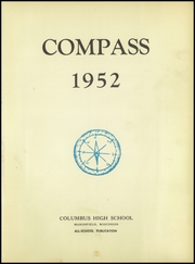 Page 5, 1952 Edition, Columbus Catholic High School - Compass Yearbook (Marshfield, WI) online yearbook collection