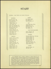 Page 9, 1952 Edition, Columbus Catholic High School - Compass Yearbook (Marshfield, WI) online yearbook collection