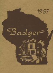 Page 1, 1957 Edition, Wisconsin Academy - Badger Yearbook (Columbus, WI) online yearbook collection