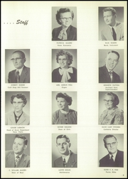 Page 15, 1957 Edition, Wisconsin Academy - Badger Yearbook (Columbus, WI) online yearbook collection