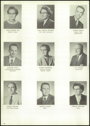 Page 16, 1957 Edition, Wisconsin Academy - Badger Yearbook (Columbus, WI) online yearbook collection