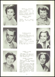 Page 17, 1955 Edition, Webster High School - Sylvacola Yearbook (Webster, WI) online yearbook collection
