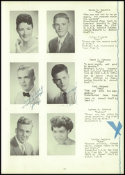 Webster High School - Sylvacola Yearbook (Webster, WI) online yearbook collection, 1957 Edition, Page 15