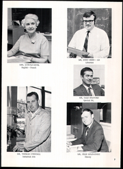 Page 11, 1971 Edition, Webster High School - Sylvacola Yearbook (Webster, WI) online yearbook collection